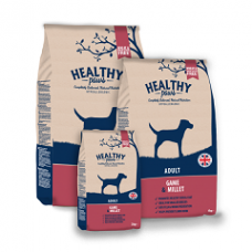 HEALTHY PAWS Adult Game and Millet - 12 kg