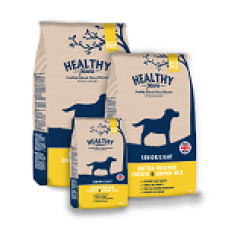 HEALTHY PAWS Senior/Light Free-Run Chicken & Brown Rice - 6 kg