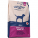 HEALTHY PAWS Adult Rabbit, Duck & Brown Rice - 12 kg
