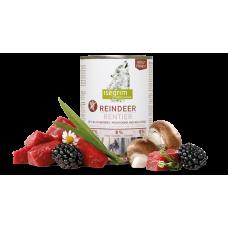 ISEGRIM MONO Renifer i jeżyny 400 g