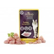 NUEVO Cat Sensitive Turkey monoprotein 85 g