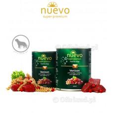NUEVO Adult Venison 400 g