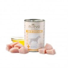 NUEVO Dog Sensitive 100 procent Chicken 400g