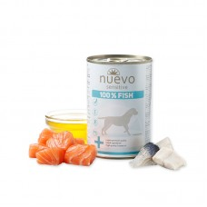 NUEVO Dog Sensitive 100 procent Fish 400g