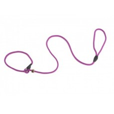 FIREDOG Moxon leash Profi 6 mm 130 cm purple