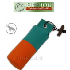 FIREDOG Dummy Marking 500 g pomarańczowo-zielony