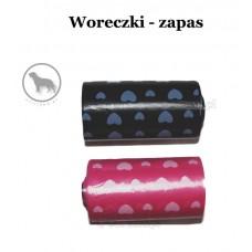 Zestaw wymiennych woreczków na psie odchody - GERMAPOL