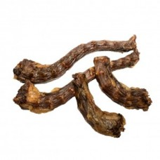 Naturalne gryzaki dla psa - SUSZONE SZYJKI GĘSIE Balto 100 g