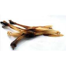 Naturalne gryzaki dla psa - SUSZONE USZY KRÓLICZE Balto 100 g
