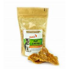 Naturalne gryzaki dla psa PREMIUM - FILET Z INDYKA Balto 100 g
