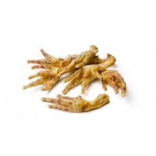 Naturalne gryzaki dla psa - SUSZONE ŁAPKI KURZE Petmex 100 g