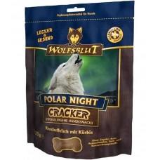 WOLFSBLUT Polar Night Cracker - ciastka z mięsem renifera 225 g