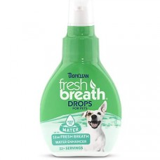 TropiClean Fresh Breath Drops for Pet 65 ml