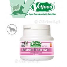 BRAINACTIV BALANCE Vetfood 90 kaps.