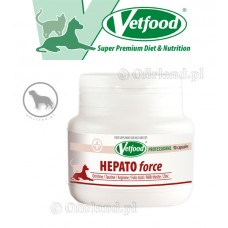 HEPATOforce Vetfood 90 kaps.