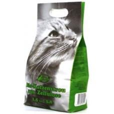 KITECO bio żwirek celulozowy pakiet 1,5 kg-3,8 l x 7