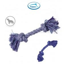 Happy Pet Flossin Fun sznur z węzłami dla dużych i średnich psów rozm. L