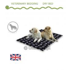 Dry Bed - oryginalny angielski - posłanie/mata - rozmiar: 100x75 cm