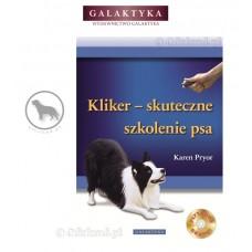Kliker - skuteczne szkolenie psa + CD