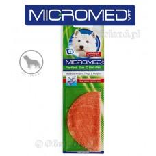 Perfect Eye & Ear Pad - MICROMED - czyścik do oczu i uszu dla psa - blistr